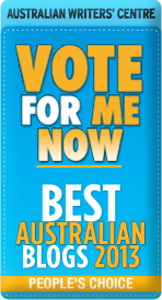 Best Aussie Blog 2013