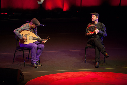 Tawadros bros TEDx
