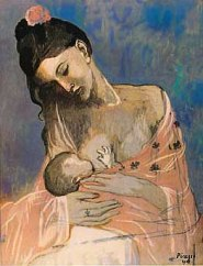 Picasso's 'Maternite' (1905)