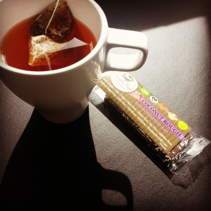 Cuppa tea, my saviour.