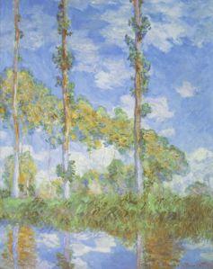 Monet_Poplars_in_the_Sun