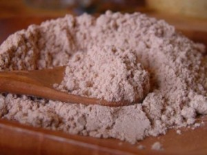 slippery elm powder - image via pinterest